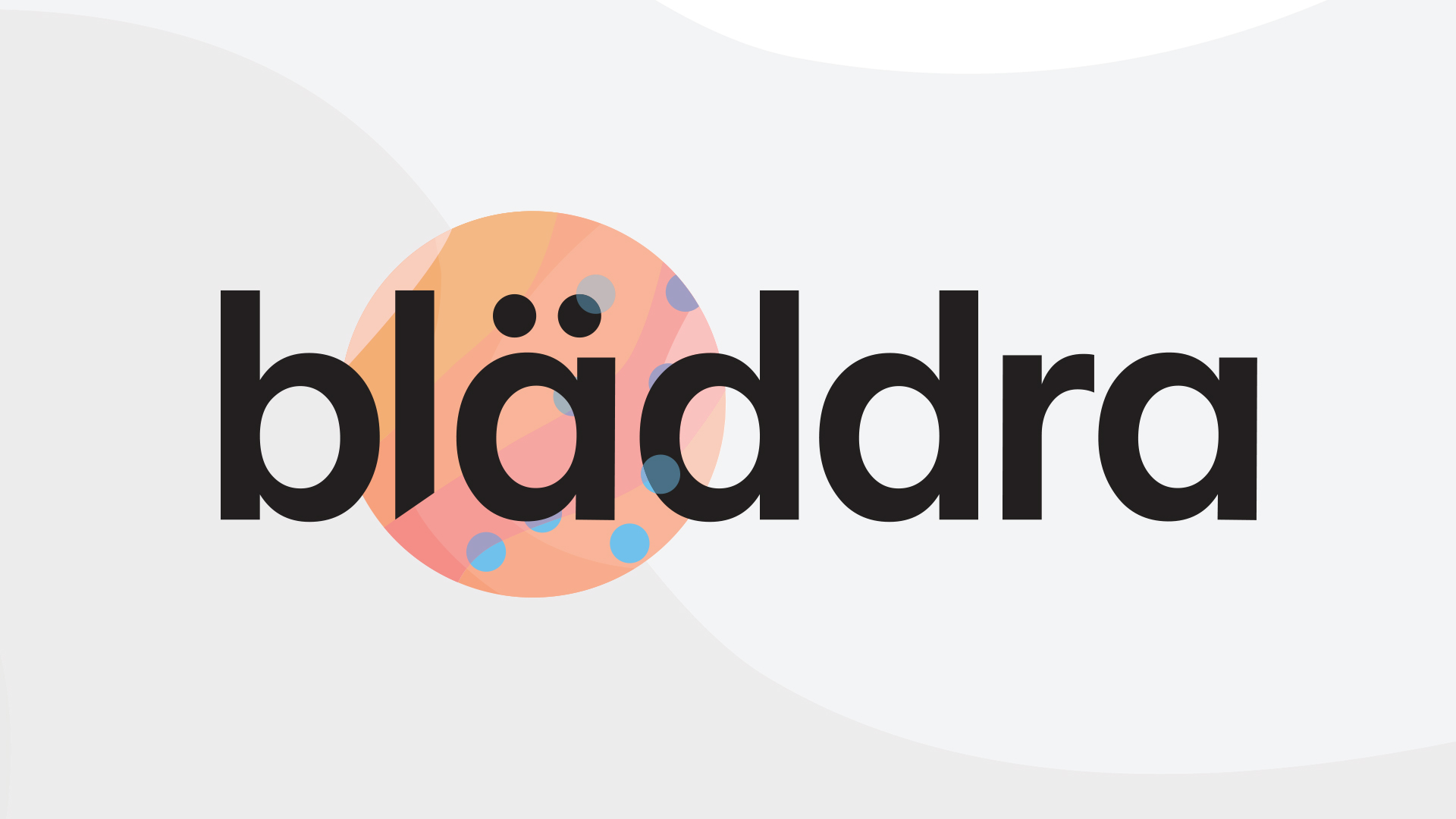 Logo Bläddra