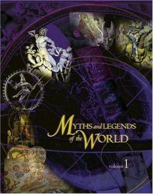 Myths and legends of the world: Vol. 4