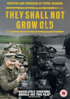 They shall not grow old [Videoupptagning] / directed by Peter Jackson.