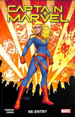 Captain Marvel: Vol. 1, Re-entry